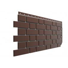 Фасадні панелі Дьоке Flemish коричневий (цегла) Docke