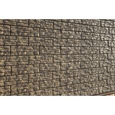 Фасадні панелі Стоун Хаус Сланець бежевий Ю-Пласт StoneHaus