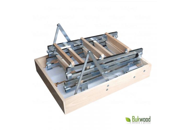 Сходи на горище Bukwood Eco METAL STANDARD